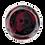 Thumbnail: Vegan Bubs Liquorice Raspberry Skulls Gift Jar