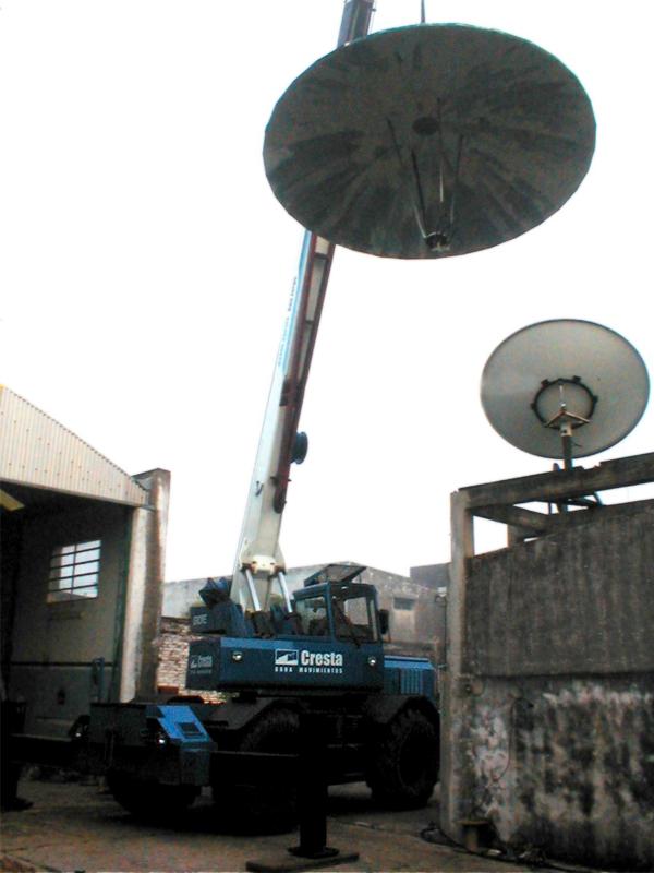 Antenas Satelitales de Impulso TV