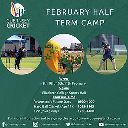February Half Term Camp