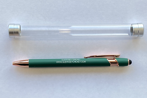 Guernsey Cricket Pen