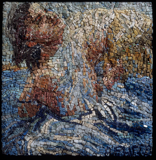 Blue-Bather