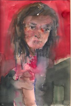 16.Girl in Red