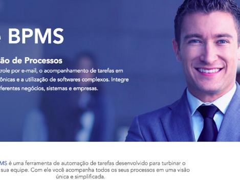 Novo Site Bee BPMS - Automação de Processos