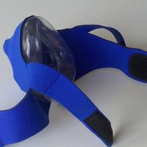Universal training mask with neoprene band