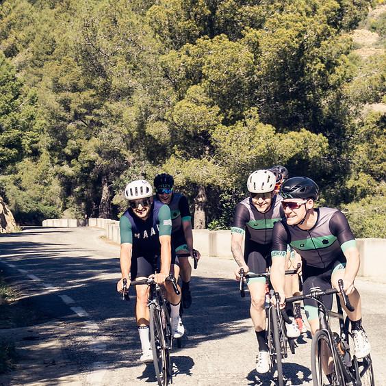 Supported Training Ride - Huy, La Roche & Back