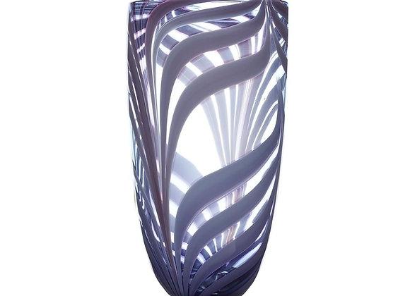 Aurora Amethyst Tall Vase