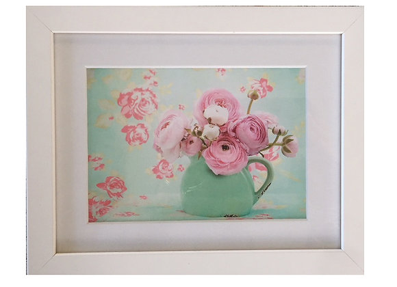 Pink Ranunculus in Fayes