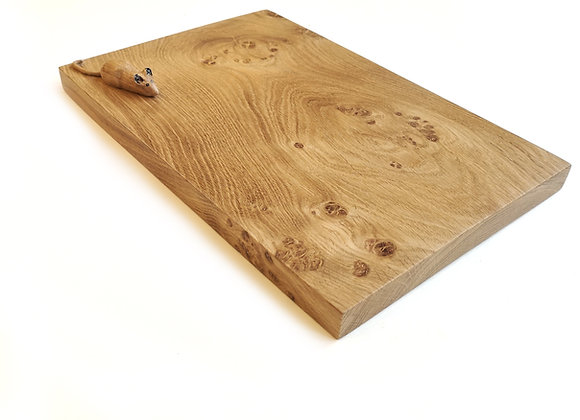 Wooden Mouse Chopping Board 1