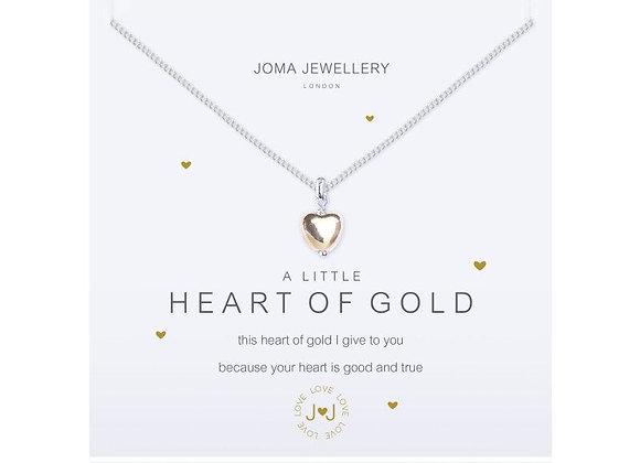 A Little Heart of Gold