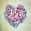 Thumbnail: Dried Spring Petal Heart