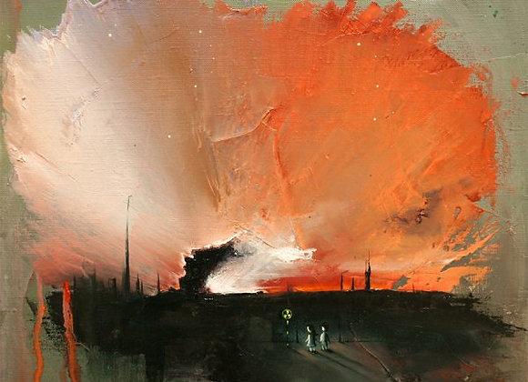 Burning Horizons