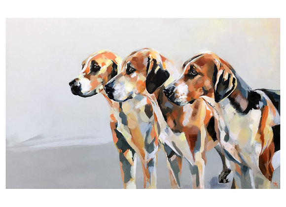 Bedford and Friends - Cheshire Hounds