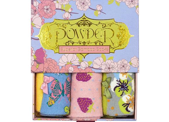 Ladies sock gift box - Blossom