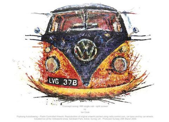 Concept Racing - VW Single CAB - Split Screen