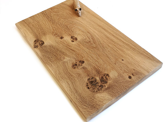 Wooden Mouse Chopping Board 2
