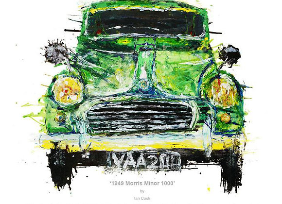 1949 Morris Minor 1000
