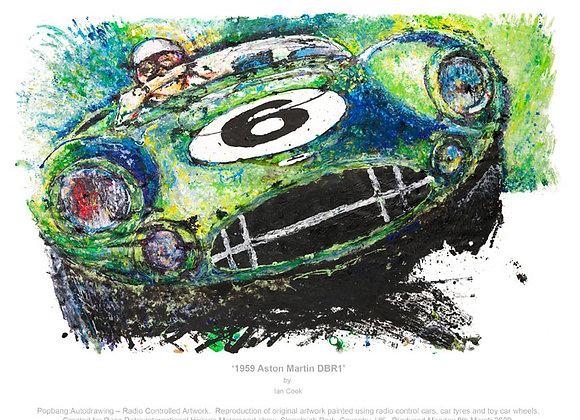 '1959 Aston Martin DBR1'