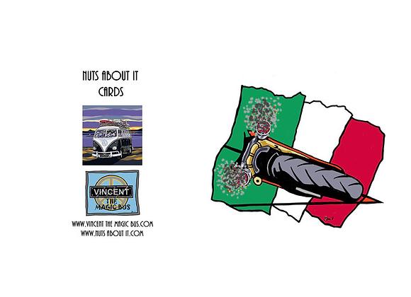 Italian Motorbike Cards 2
