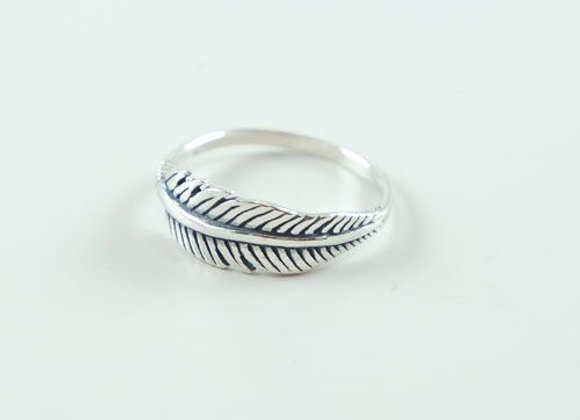 'FEATHER RING'