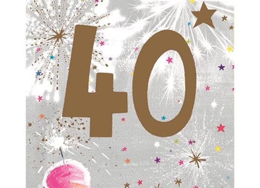 40 Female Birthday