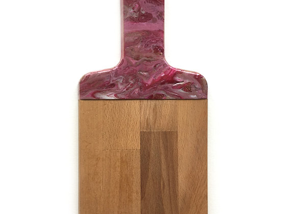 Raspberry Chopping Board