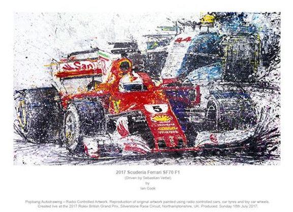 2017 Scuderia Ferrari SF70 F1