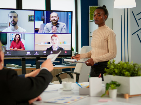 How to Facilitate & Design a Successful Hybrid Meeting