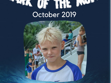 October 2019 - Shark of the Month
