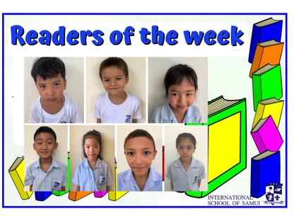 25 September 2020: Readers of the Week
