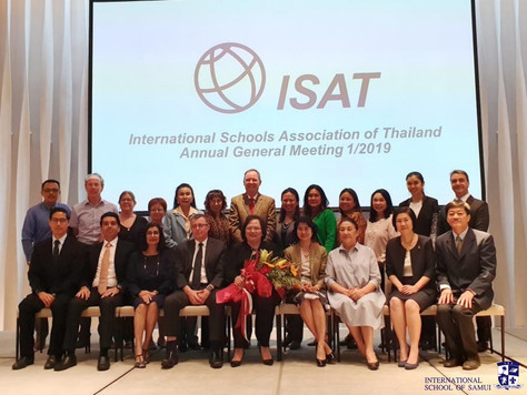 ISS Head Elected to the ISAT Committee