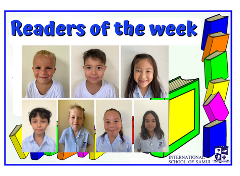4 September 2020: Readers of the Week