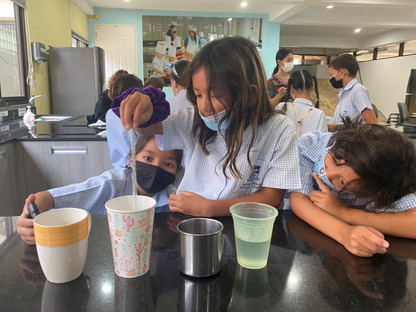 Year 5 Science Sleuths
