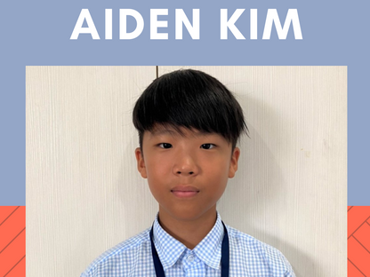 Aiden Wins Silver At the Maths Olympiad