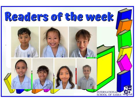27 November 2020: Readers of the Week