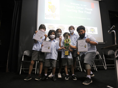 Phoenix Takes the Prize at the Spelling Bee