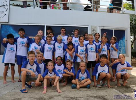 Thanyapura Open Swim League 2019/20 Session 1 Report