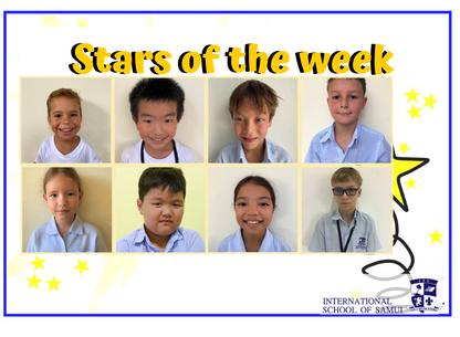 11 September 2020 - Primary KS2 Stars of the Week