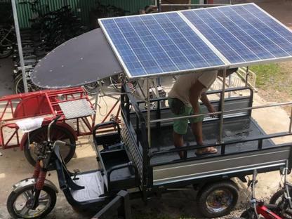 Bike Shop & Electric Bike shop in Bophut Move to Namueng