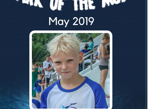 May 2019 - Shark of the Month