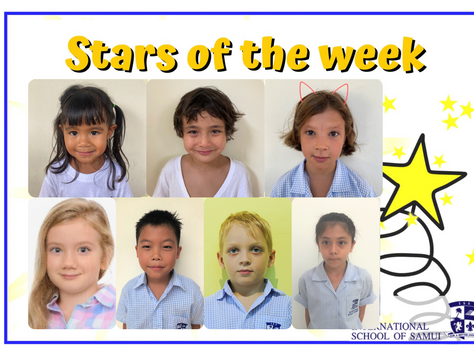 15 January 2021 - Primary KS2 Stars of the Week
