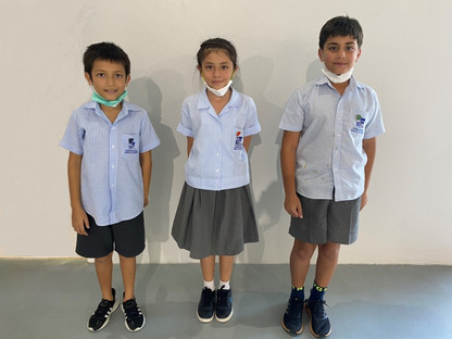 Congratulations to Our New House Captains