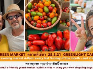 Samui Green Market March 28