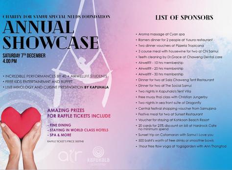 AIR Wellfit Annual Showcase