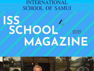 Le magazine Primaire ISS 2021