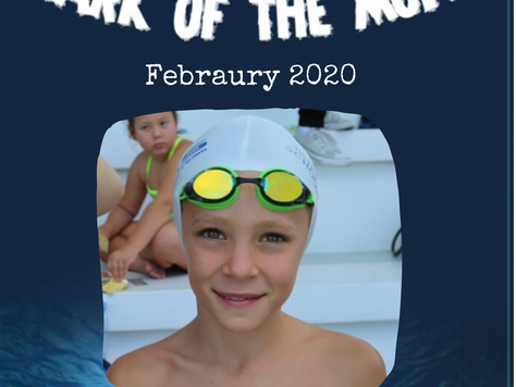 February 2020 - Shark of the Month