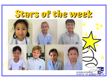 13 November 2020 - Primary KS2 Stars of the Week