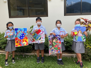 Art Competition at ISS