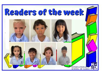 11 September 2020: Readers of the Week
