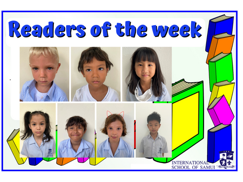 11 September 2020: Readers of the Week