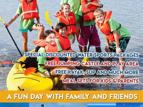 Water Sports Camp